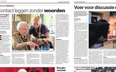 Eindhovens Dagblad, 22 augustus 2018