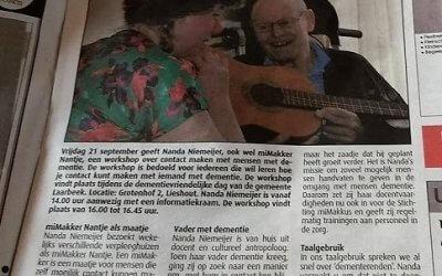 De Mierlose krant, 20 september 2018