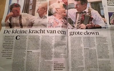 Brabants Dagblad, 3 november 2018